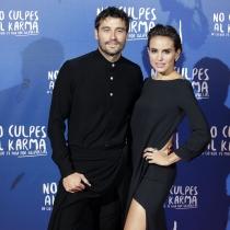 Verónica Echegui y Álex García, pareja de guapos