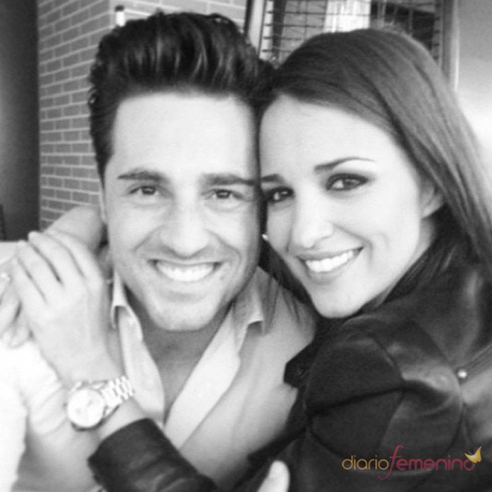 Paula Echevarría y David Bustamante: la pareja del momento