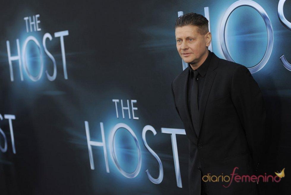 Andrew Niccol en el estreno de 'The Host' en Los Ángeles