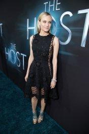 Diane Kruger en el estreno de 'The Host' en Los Ángeles