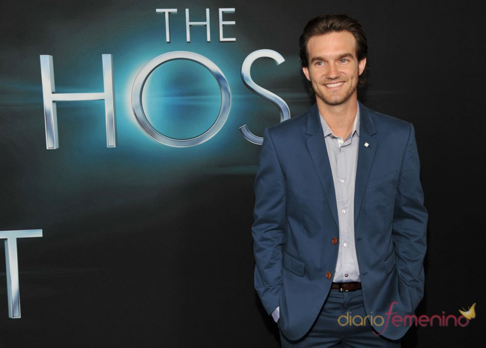 Lee Hardee en el estreno de 'The Host' en Los Ángeles