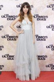 La actriz Leticia Dolera en la premiere de 'Los últimos días'