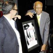 El funeral de Bebo Valdés: sus queridas lágrimas negras