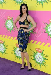 Katy Perry en los Kids' Choice Awards 2013