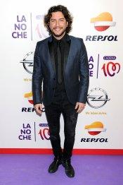 Manuel Carrasco, en los Premios de Cadena 100