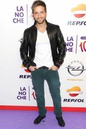 Pablo Alborán, en los Premios de Cadena 100