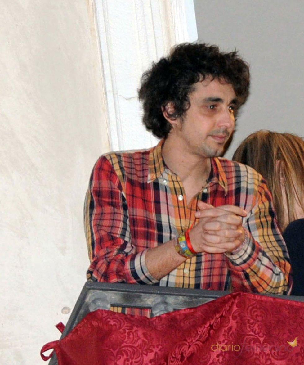 Famosos en la Semana Santa 2013: Canco Rodríguez