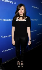 Chloe Moretz protagoniza 'Kick-Ass 2' y 'Laggies'