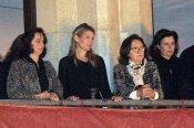 Patricia Rato en el Miércoles  Santo en Sevilla