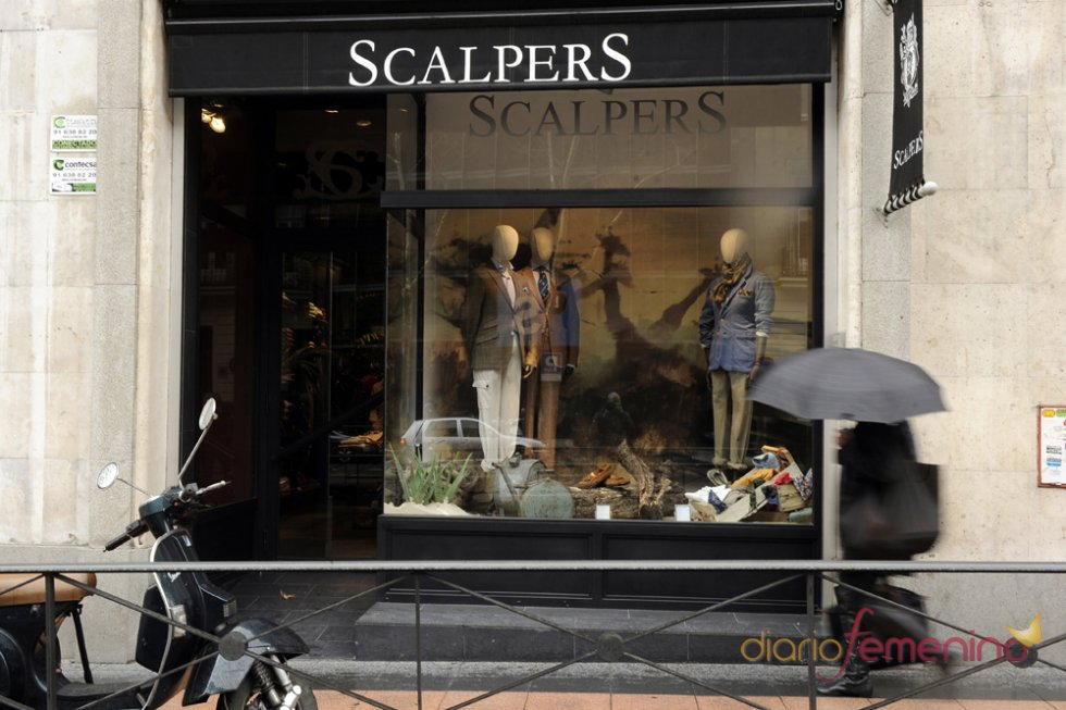 'Scalpers', la tienda de Rafael Medina