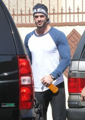 William Levy, con su look más casual