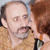 Funeral de Mariví Bilbao: José Luis Gil, su fiel compañero