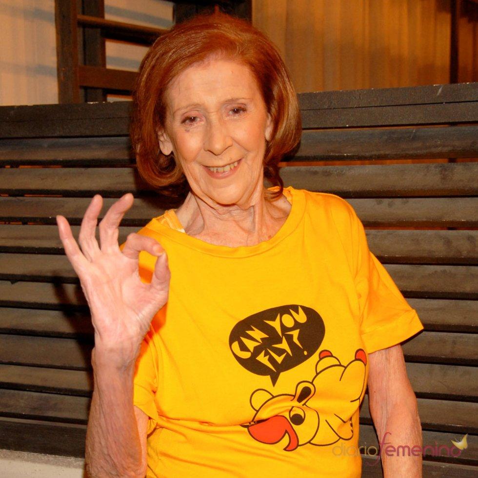 Funeral de Mariví Bilbao: una actriz querida