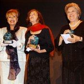 Funeral de Mariví Bilbao: tres damas de Aquí no hay quien viva