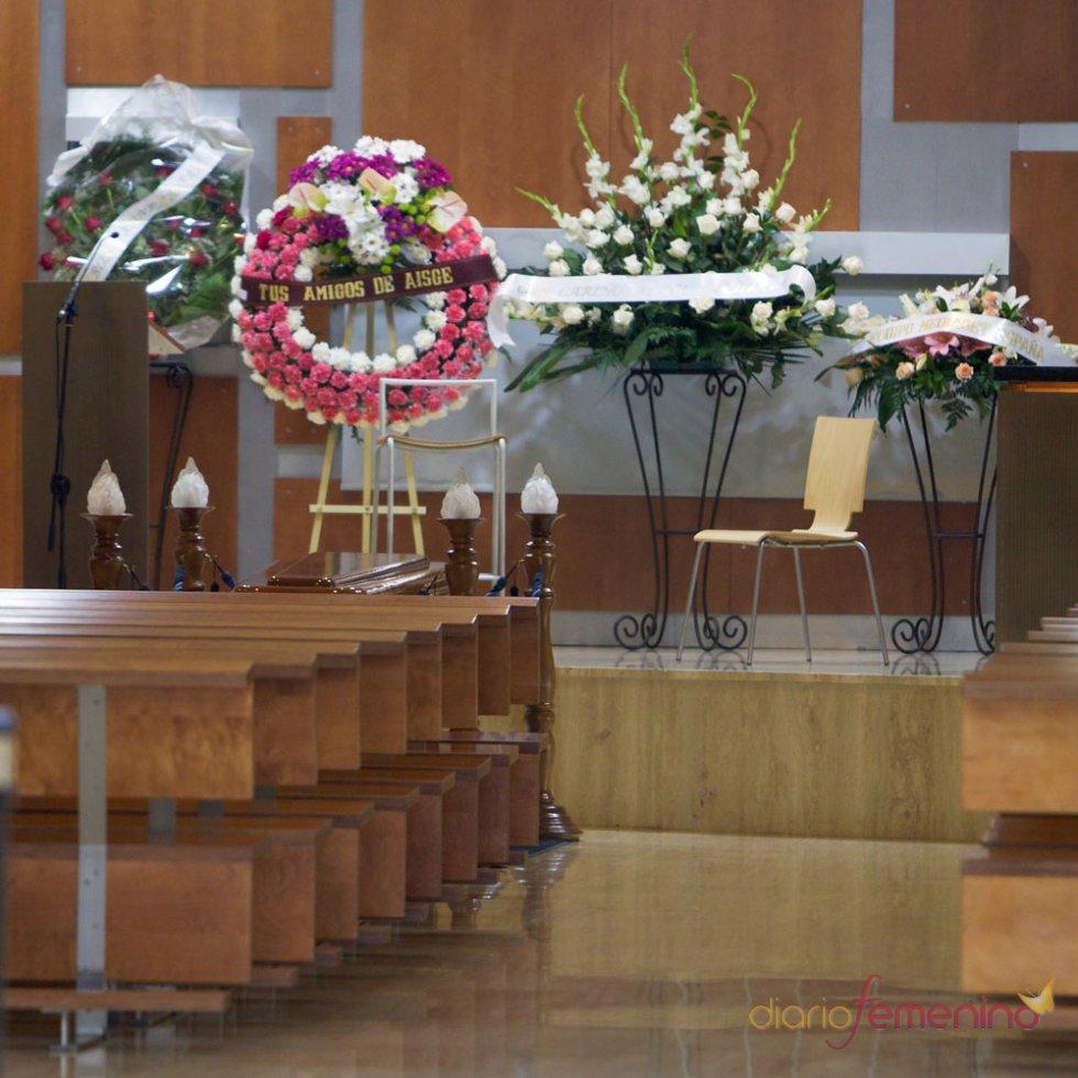 Funeral de Mariví Bilbao: las fotos de su último adiós