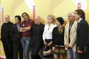 Bigas Luna y Catherine Deneuve en el 63 Festival de Venecia