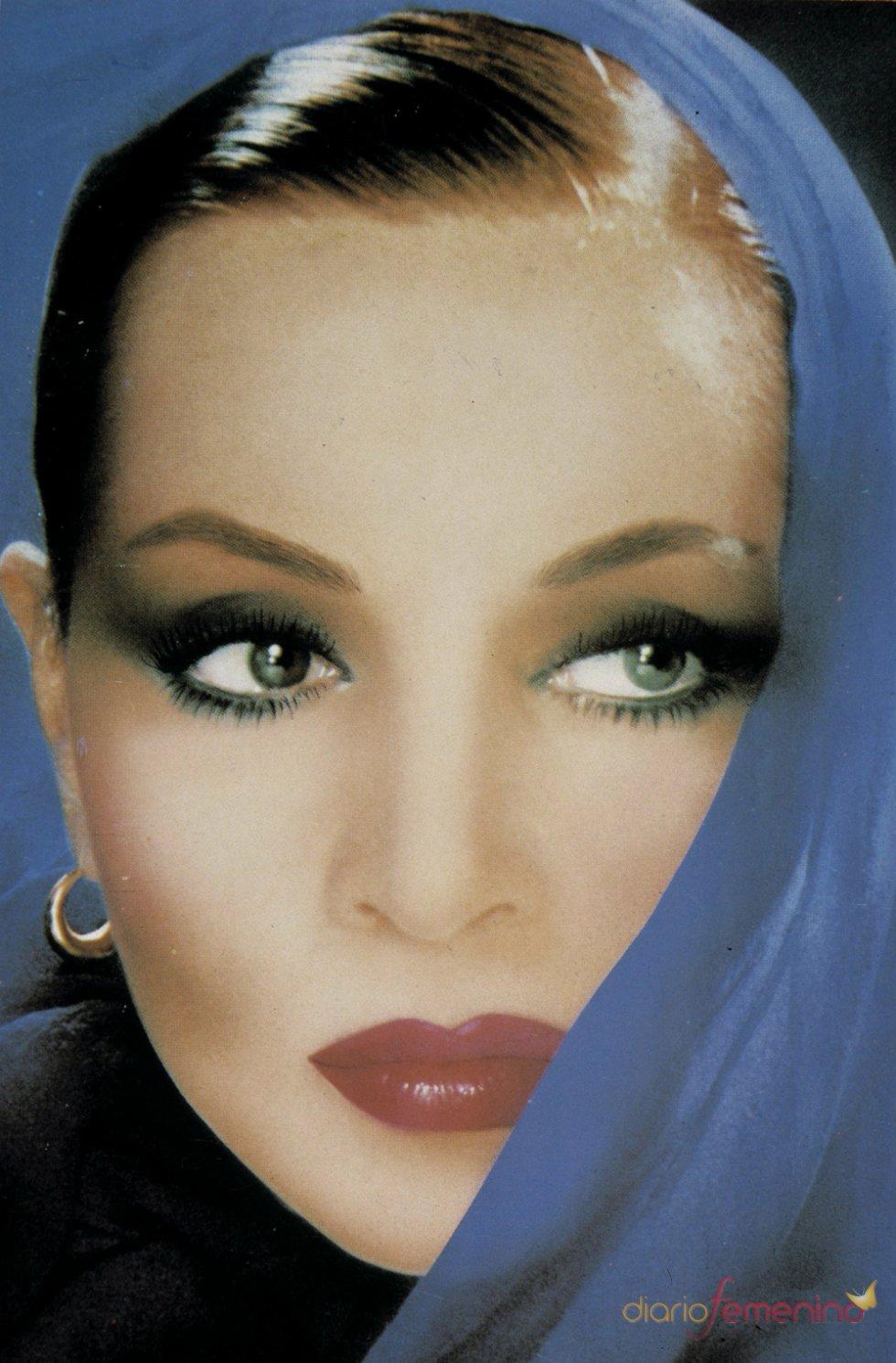 Sara Montiel, uno de los rostros más bellos del cine español