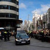 Homenaje de la Gran Vía de Madrid a Sara Montiel