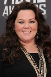 Melissa McCarthy, otro toque de glamour en los MTV Movie Awards