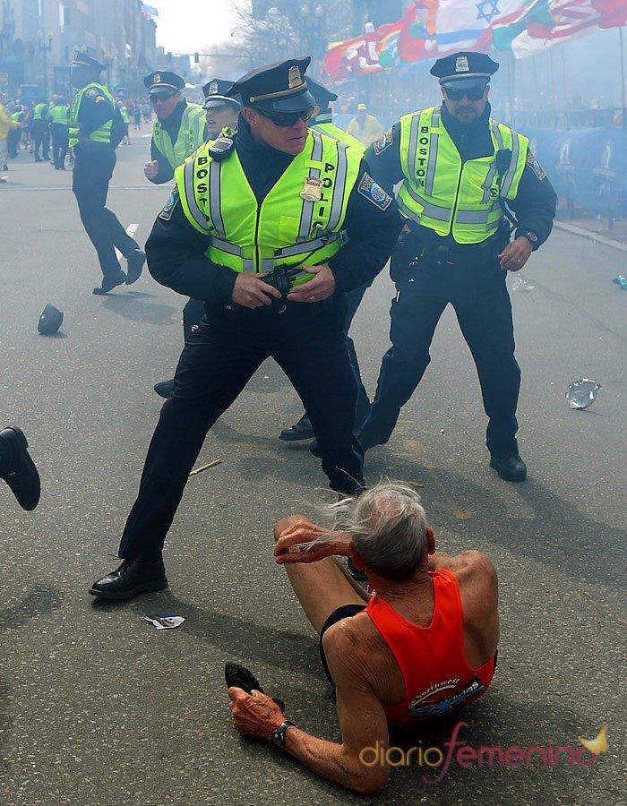 Pánico tras el maldito Maratón de Boston