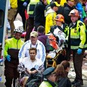Caos y terror en las calles de Boston