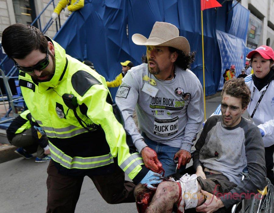 Miedo en el Maratón de Boston que recuerda al 11S