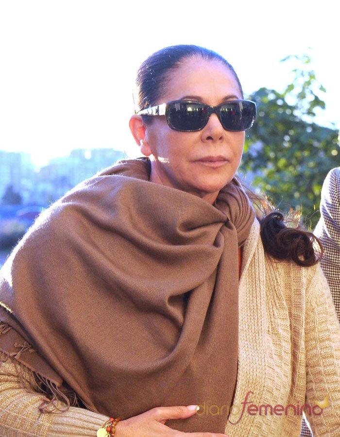 El hundimiento de Isabel Pantoja: adiós a su imagen