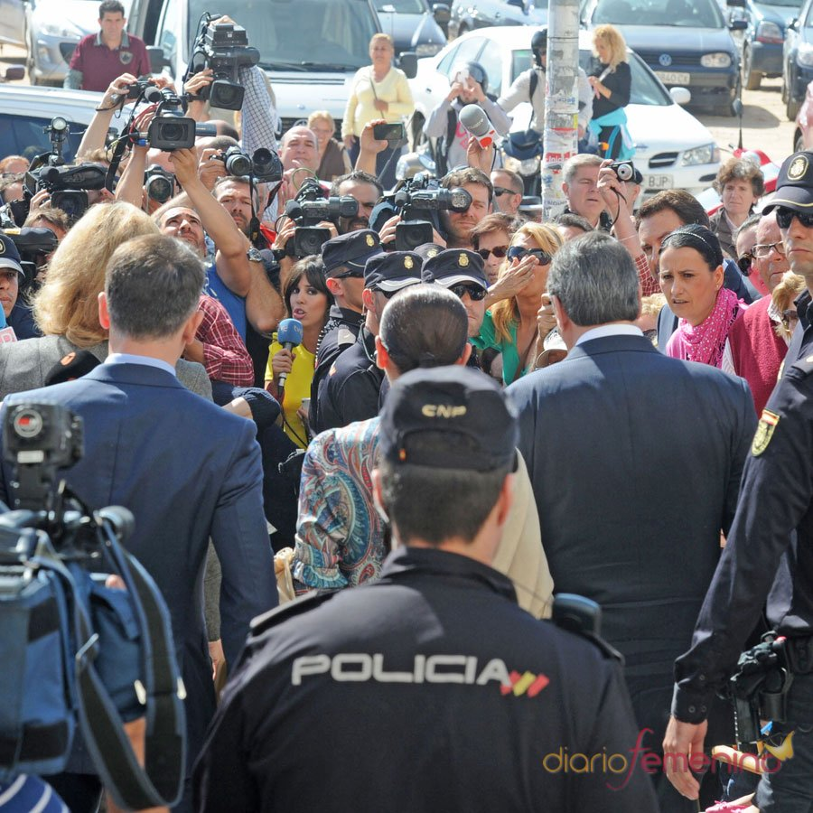 El mundo ante Isabel Pantoja, condenada, pero sin cárcel