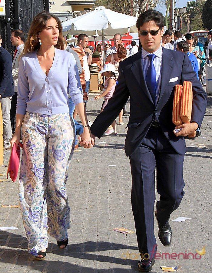 Habrá Boda de Fran Rivera y Lourdes Montes, pero antes Feria de Abril 2013