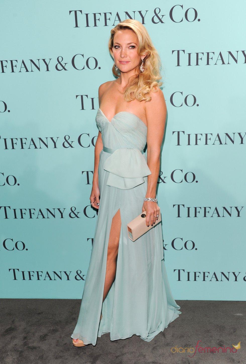 Kate Hudson en la fiesta Blue Book Ball de Tiffany
