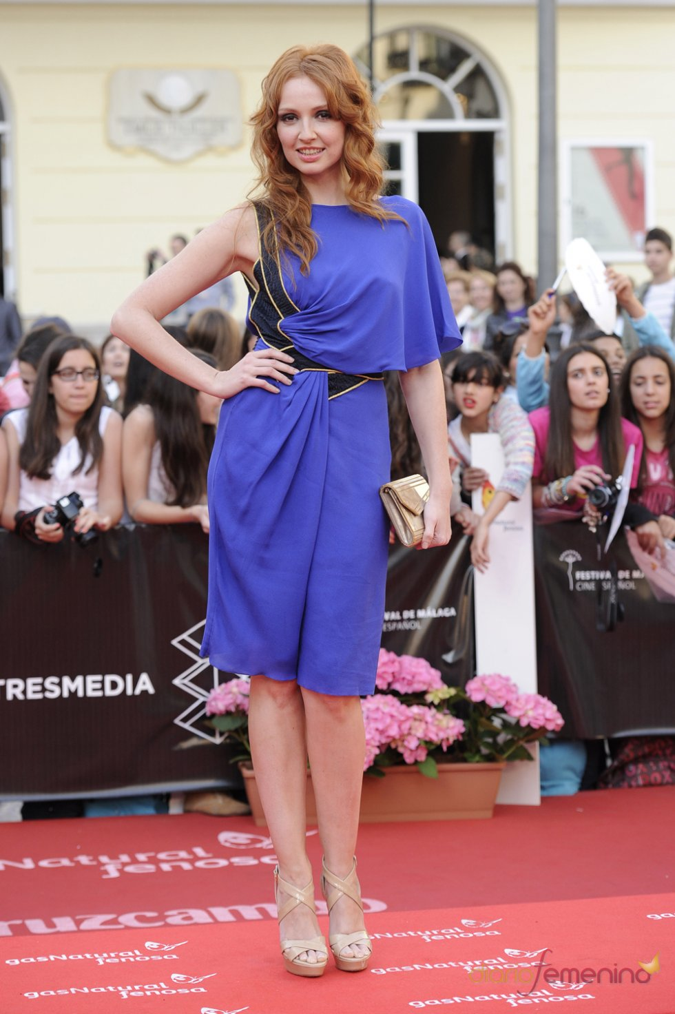 Cristina Castaño en el Festival de Málaga de Cine Español