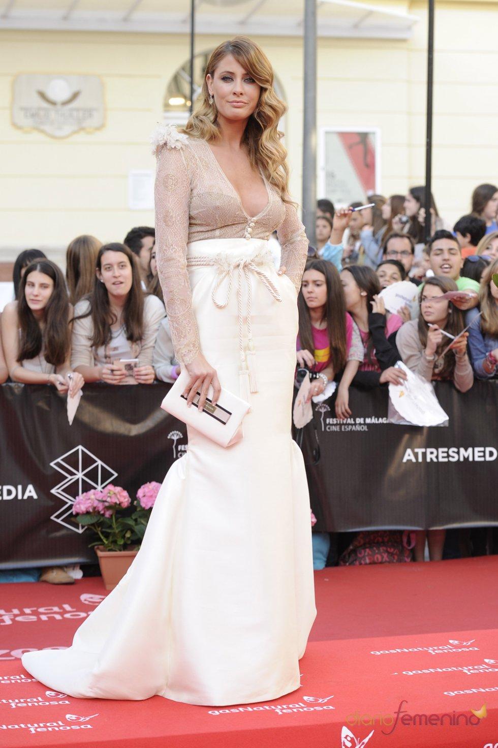 Elisabeth Reyes en el Festival de Málaga de Cine Español