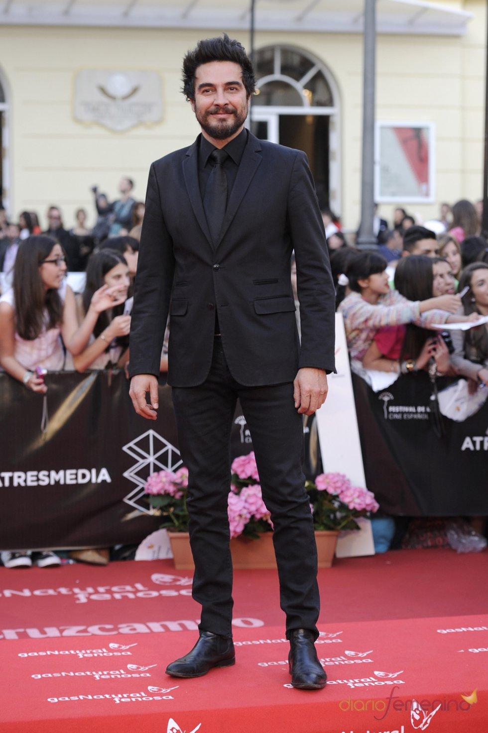 José Manuel Seda en el Festival de Málaga de Cine Español