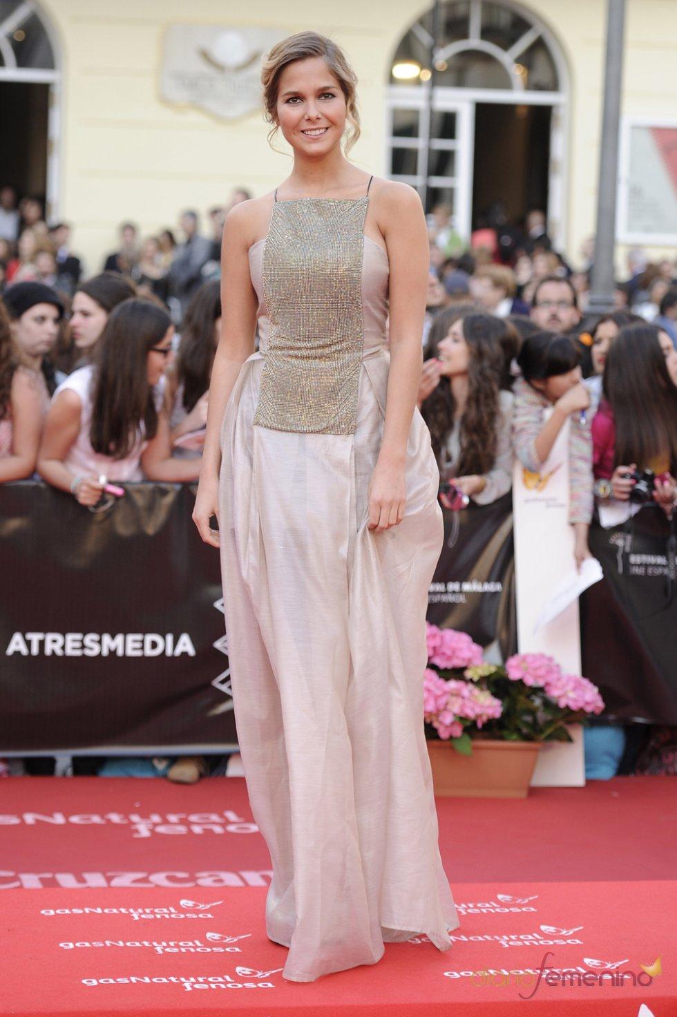 Natalia Sánchez en el Festival de Málaga de Cine Español