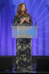 Drew Barrymore, presentadora de lujo en los Glaad 2013