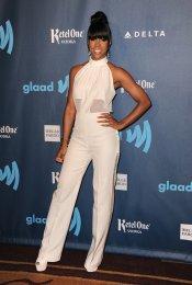El look de Kelly Rowland en los Glaad 2013