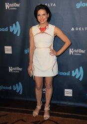 La mala de 'Once Upon a Time', Lana Parrilla, en los Glaad 2013