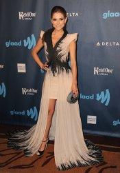 Maria Menounos, espectacular en los premios Glaad 2013