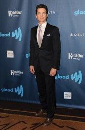 Matt Bomer muy guapo en los premios Glaad 2013