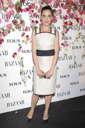 Maria León apuesta por la bicromía en la presentación del perfume de Tous 'Rosa'