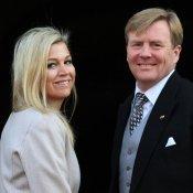 Guillermo y Máxima de Holanda, los más queridos en Holanda