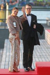 Victoria y Daniel de Suecia en la primera cena de Guillermo y Máxima Zorreguieta como reyes