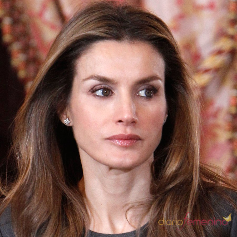 Las miradas de Letizia: la angustia de la Princesa