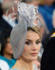 La peor cara de la Princesa Letizia: la Coronación de Holanda
