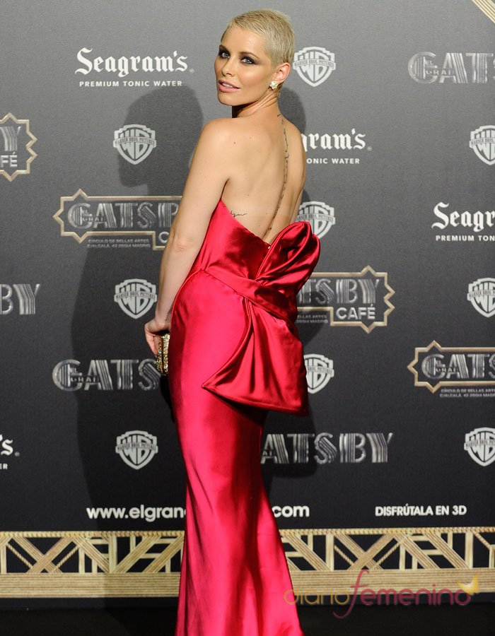 Vestidos de fiesta: acertar con un traje de noche rojo