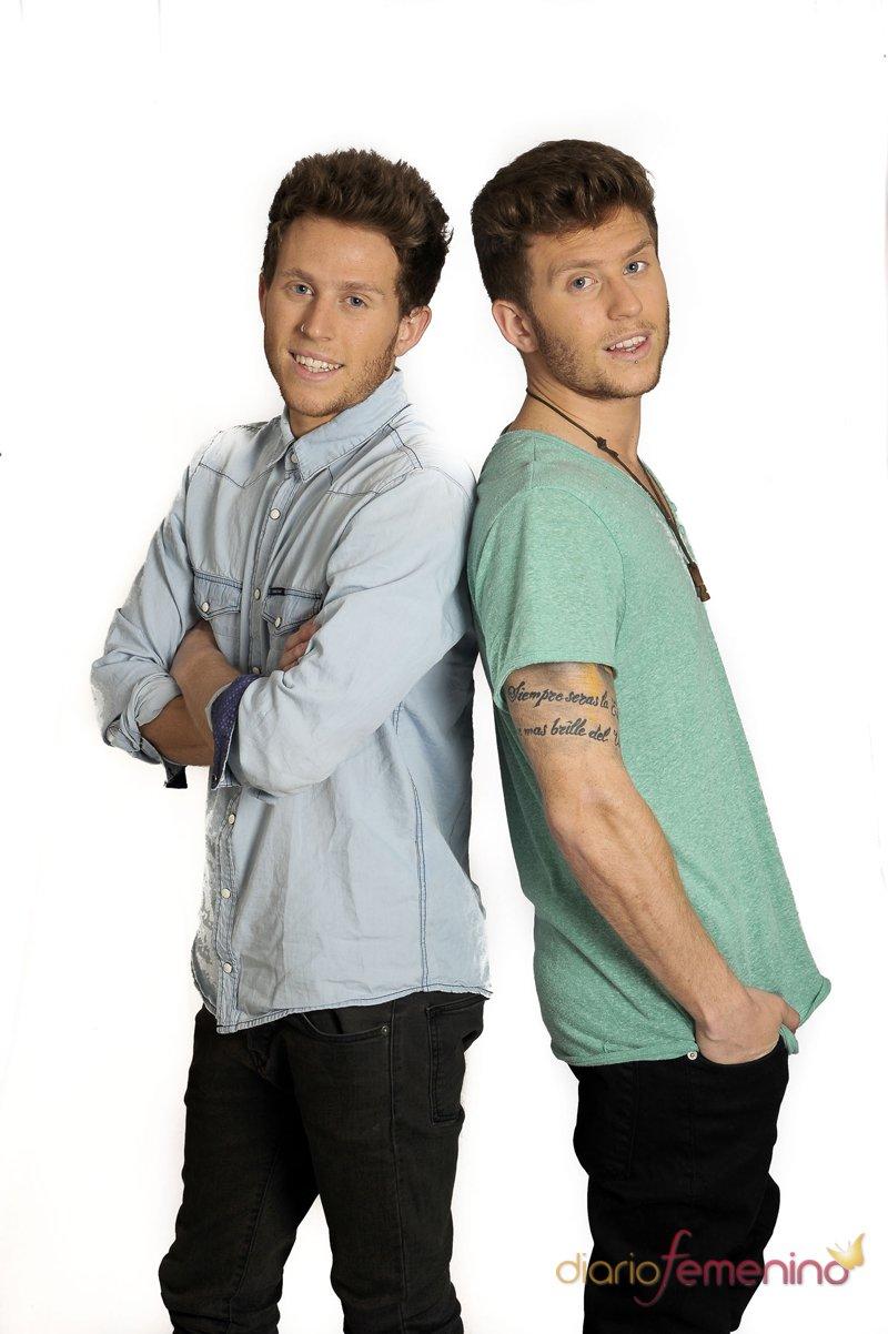 Concursantes de GH14: los polémicos gemelos Montoya