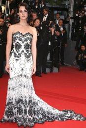 El vestido de fiesta de Lana del Rey en el Festival de Cannes 2013