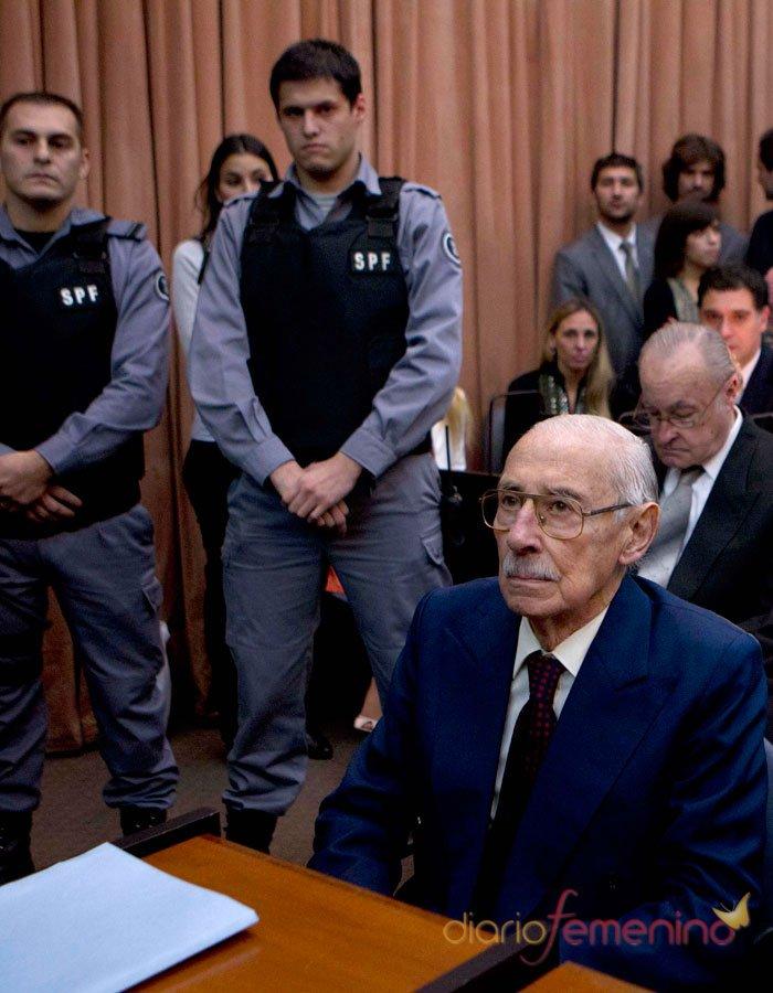 Funeral de Jorge Videla: el dictador juzgado