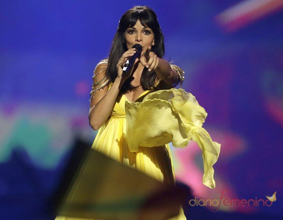 Eurovisión 2013: Raquel del Rosario en la gala final