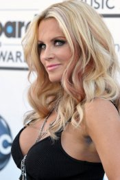 Jenny McCarthy, en los premios Billboard Music Awards
